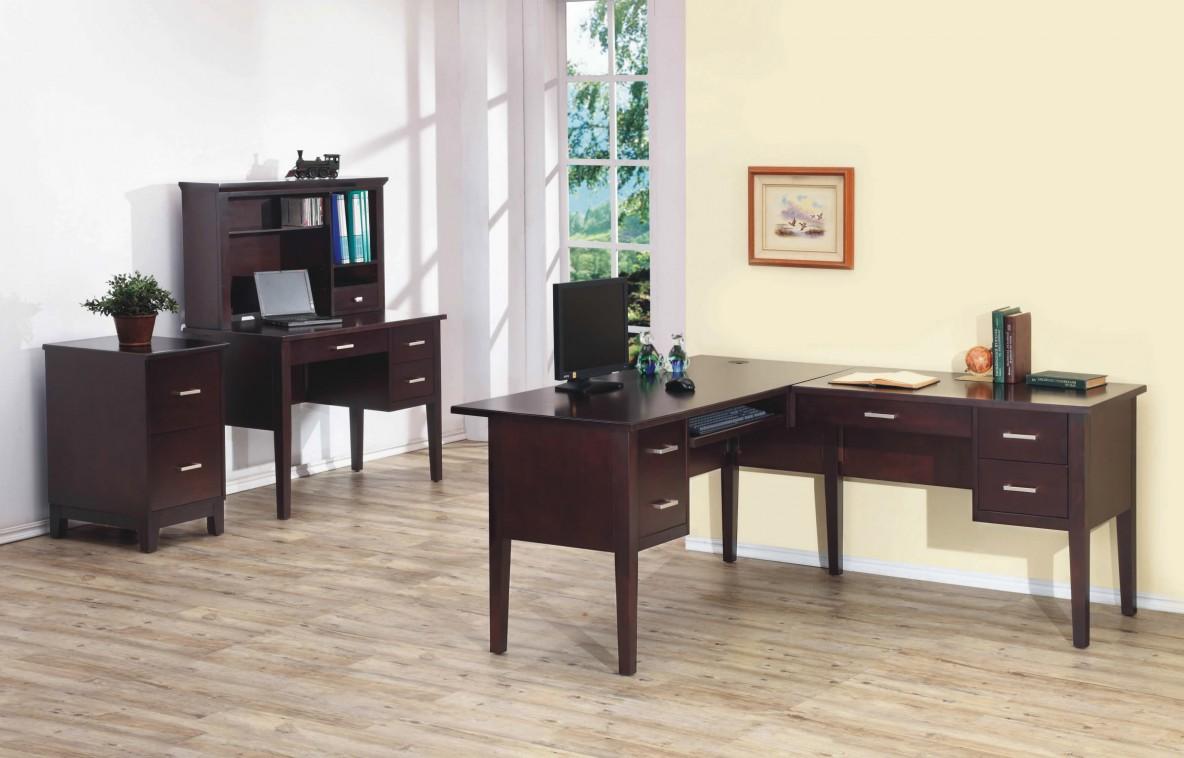 Kingston Desk with Return