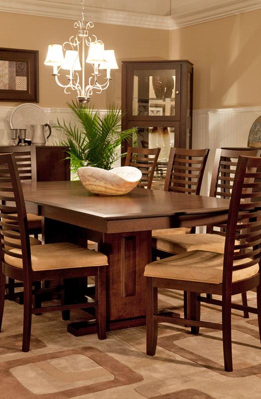 Poco Newport Trestle Table