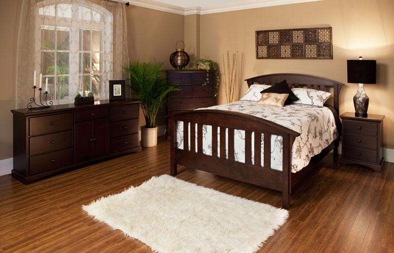 Shaker Bedroom