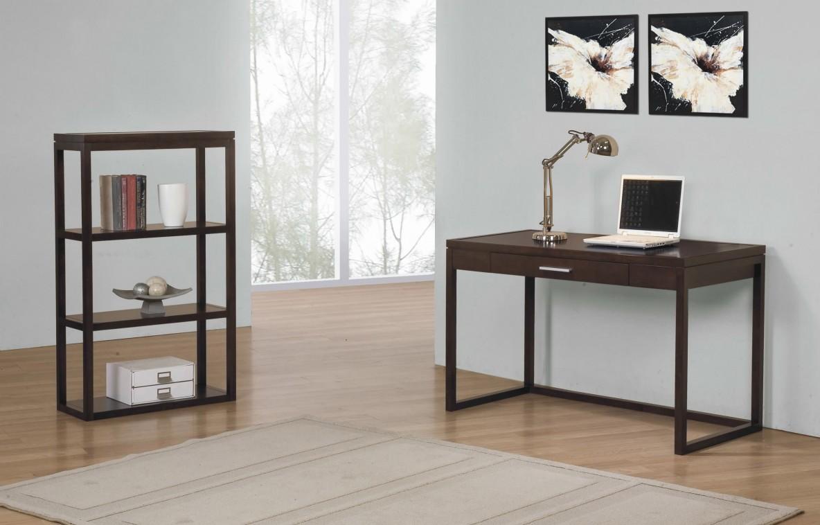 Studio Writing Desk And Bookcase