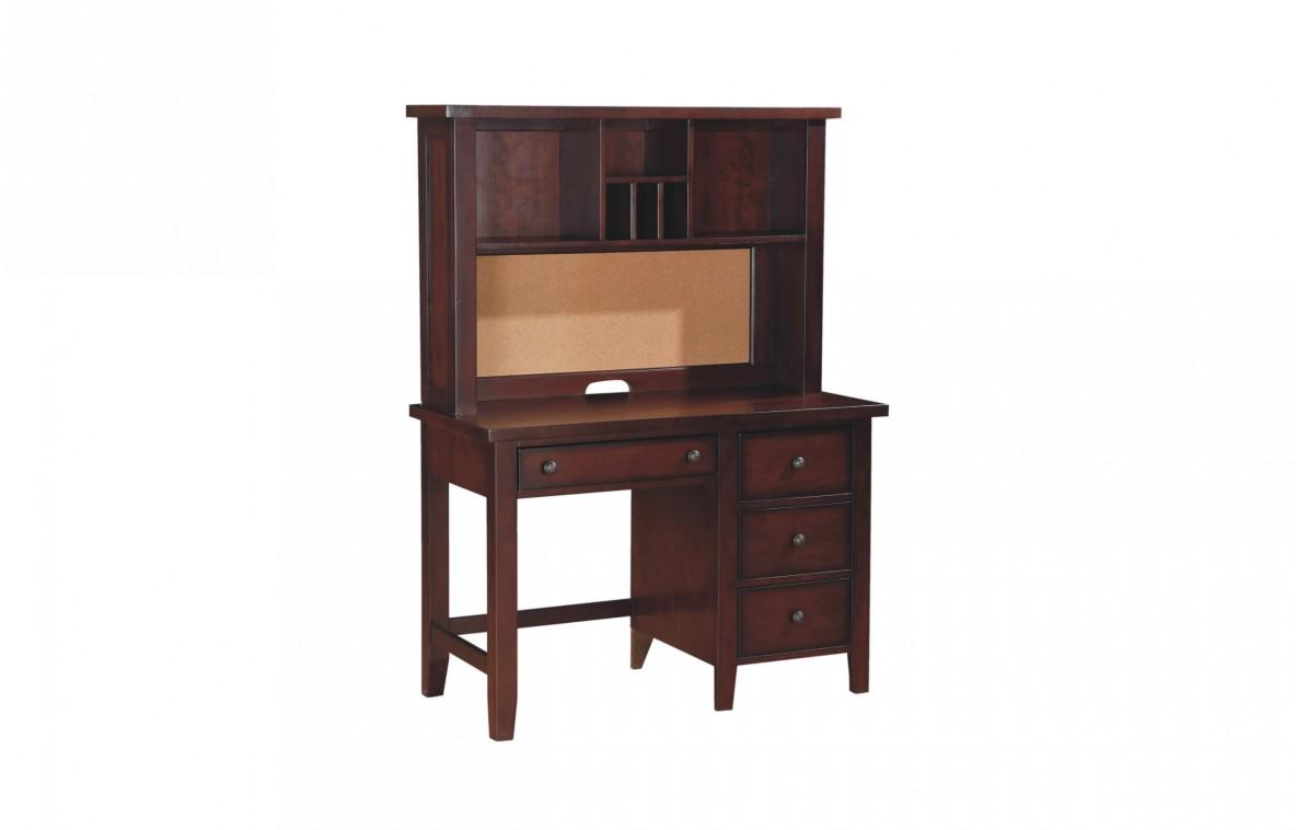 Vintage Computer Desk With Hutch Hostgarcia