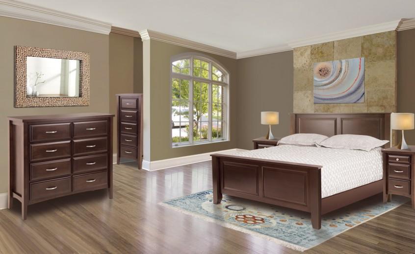 Georgia Bedroom
